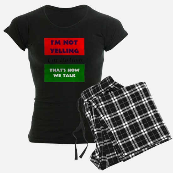 ITALIAN TALK Pajamas
