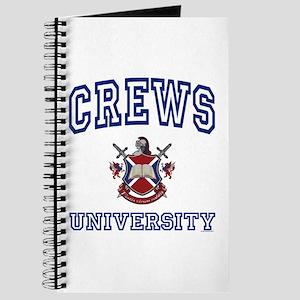 CREWS University Journal