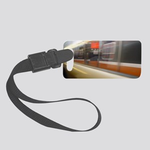 LongTrain - Color Small Luggage Tag