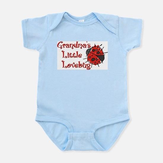 Grandma's Little Lovebug Infant Bodysuit