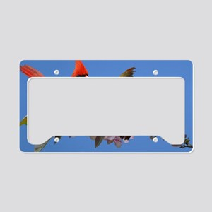 11x11_pillow License Plate Holder