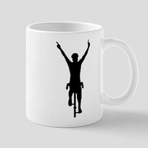 Cyclist winner Mug