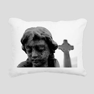 Always In my Mind Rectangular Canvas Pillow