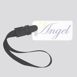 angel Small Luggage Tag