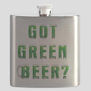 Got Green Beer 2 Flask