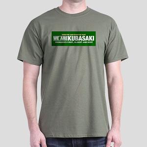 We Are KUBASAKI Dark T-Shirt