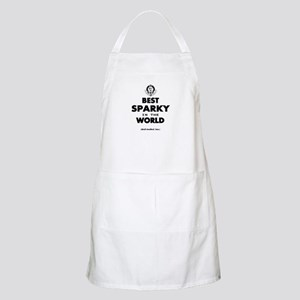 The Best in the World – Sparky Apron