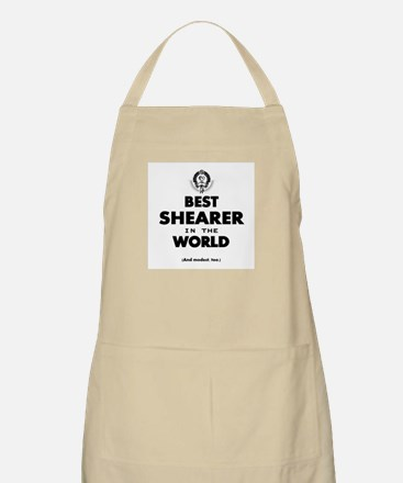 The Best in the World – Shearer Apron
