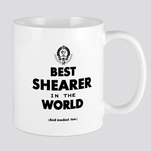 The Best in the World – Shearer Mugs