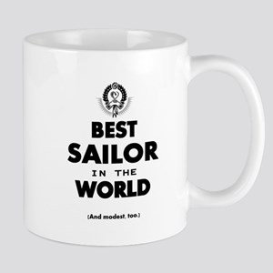 The Best in the World – Sailor Mugs