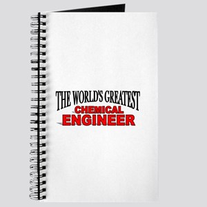 """""""The World's Greatest Chemical Engineer"""" Journal"""