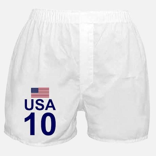 usa10.gif Boxer Shorts
