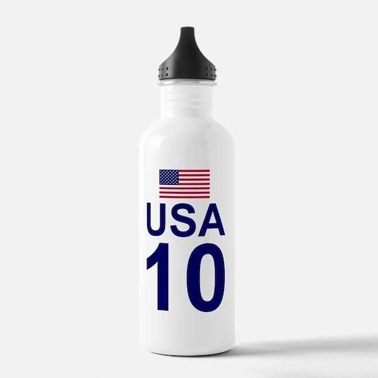 usa10.gif Water Bottle