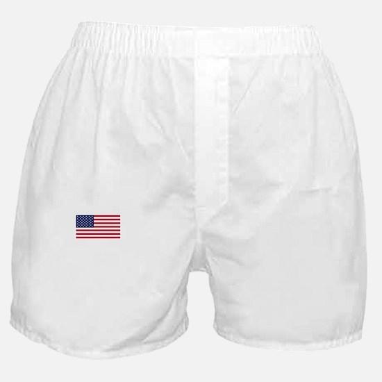 usa10_white.gif Boxer Shorts