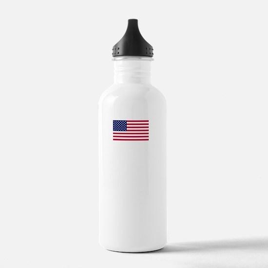 usa10_white.gif Water Bottle