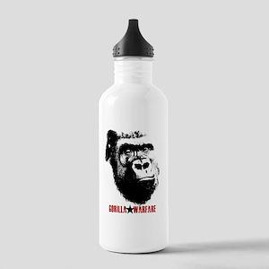 2-gorillawarfare Stainless Water Bottle 1.0L