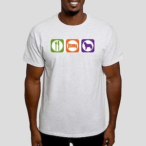 Eat Sleep Bernese Ash Grey T-Shirt