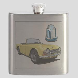 TR4yell-4 Flask