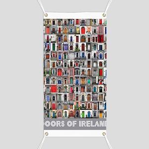 Ireland Door Poster 23x35 Banner