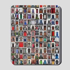 Ireland Door Poster 23x35 Mousepad