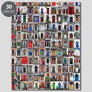 Ireland Door Poster 23x35 Puzzle
