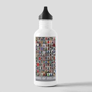 Ireland Door Poster 23 Stainless Water Bottle 1.0L