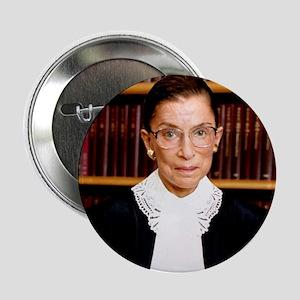 """ART Coaster Ruth Bader Ginsburg 2.25"""" Button"""