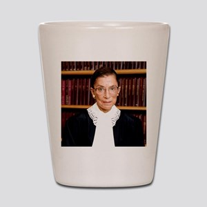 ART Coaster Ruth Bader Ginsburg Shot Glass