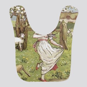nursery  Little_Miss_Muffet_Kate Greenaway1 Bib