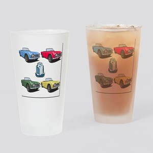 TR4Colors-10 Drinking Glass