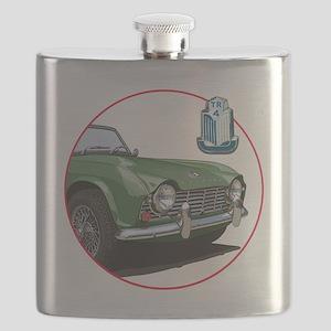 TR4green-C8trans Flask