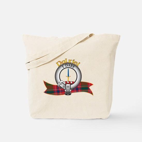 Dalziel Clan Tote Bag
