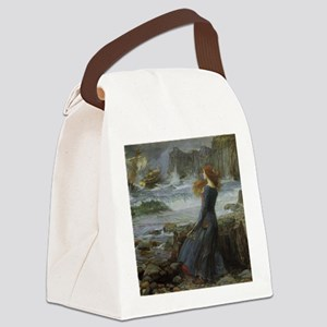 Miranda Canvas Lunch Bag