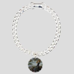Miranda Charm Bracelet, One Charm