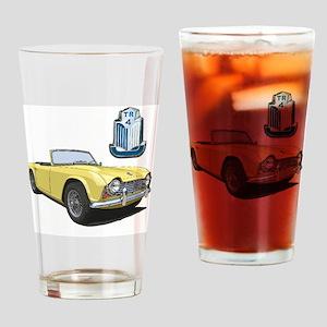 TR4yell-10 Drinking Glass