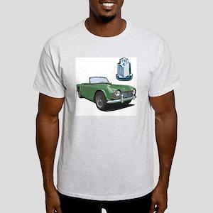 TR4green-10 Light T-Shirt