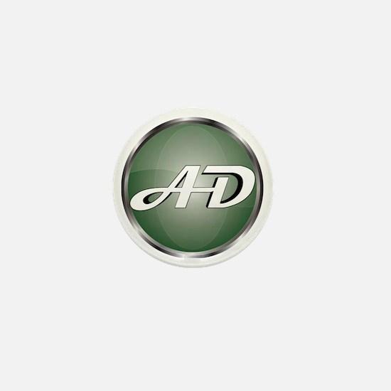AD Logo Mini Button