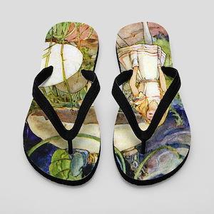 Alice Woodward007 Flip Flops