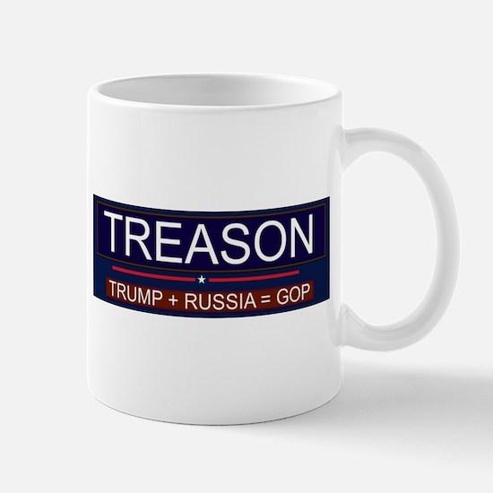 Trump Treason Mugs