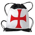 Knights Templar Drawstring Bag