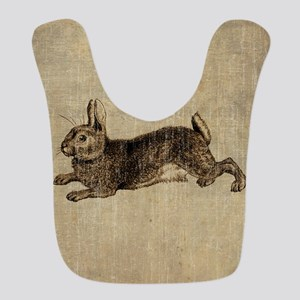 Vintage Rabbit Bib