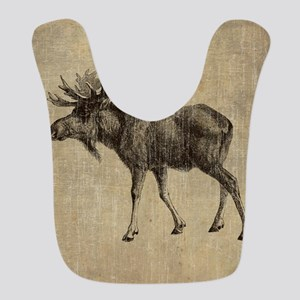 Vintage Moose Bib