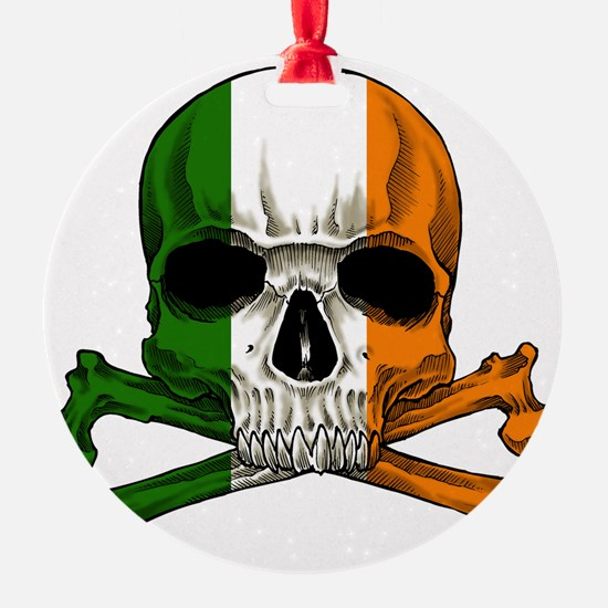 irish bad ass_plain Ornament