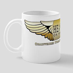 HOWLOGOwhite Mug