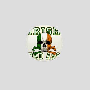 irish bad ass Mini Button