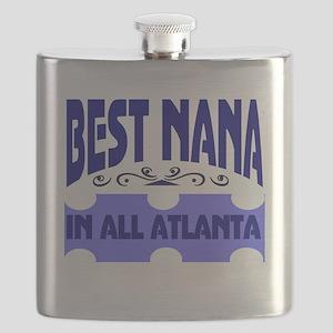 Atlanta nana Flask