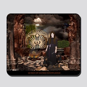 Hecate Queen of Sacred Knowle Mousepad