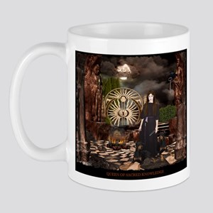 Hecate Queen of Sacred Knowle Mug