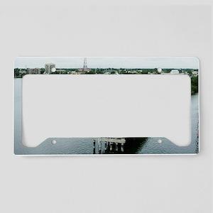 Cocoa Florida License Plate Holder