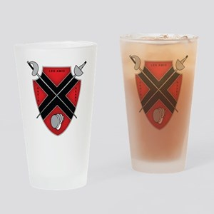 Logo 2 Drinking Glass